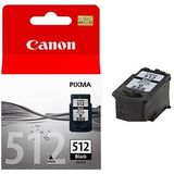 BLACK PG-512 15ML ORIGINAL CANON PIXMA MP240