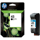 BLACK NR.45 51645AE 42ML ORIGINAL HP DESKJET 850