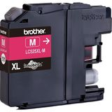 MAGENTA LC525XLM ORIGINAL BROTHER DCP-J100