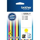 YELLOW LC525XLY ORIGINAL BROTHER DCP-J100