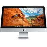 Sistem All in One Apple 21.5 New iMac, Procesor Intel Core i5 2.70GHz Haswell, 8GB, 1TB, Iris Pro, Camera Web, MAC OS, Russian keyboard""