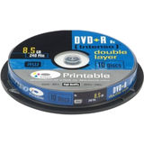 DVD+R 8.5GB 8x Double Layer Cake Box 10 buc.