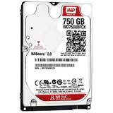 Red, 750GB, SATA-III, IntelliPower RPM, cache 16MB, 9.5 mm