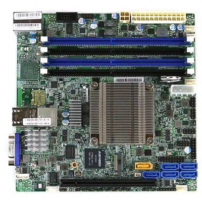 Placa de baza server Supermicro Placa de baza server X10SDV-4C-TLN2F