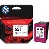 COLOR NR.651 C2P11AE ORIGINAL HP DESKJET 5575 AIO