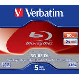 Verbatim  BD-RE DL 50GB  pret/buc