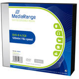 MediaRange DVD-R 4,7GB 16x Slimcase Pack5