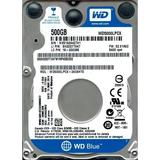 Blue, 500GB, SATA-III, 5400 RPM, cache 16MB, 7 mm