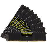 Memorie RAM Corsair Vengeance LPX Black 64GB DDR4 3600MHz CL18 Quad Channel Kit