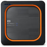 SSD WD My Passport Wireless 2TB USB 3.0