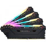 Memorie RAM Corsair Vengeance RGB PRO 32GB DDR4 3000MHz CL15 Quad Channel Kit