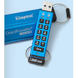 Memorie USB Kingston DataTraveler 2000 8GB Keypad
