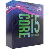Core i5-9600K 9M Cache, up to 4.60 GHz