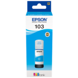 CYAN C13T00S24A ORIGINAL EPSON 103 ECOTANK INK BOTTLE