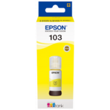 YELLOW C13T00S44A ORIGINAL EPSON 103 ECOTANK INK BOTTLE