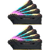 Memorie RAM Corsair Vengeance RGB PRO 64GB DDR4 3200MHz CL16 1.35v Quad Channel Kit