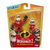 SET 2 FIG. DL. INCREDIBIL SI JACK-JACK