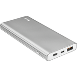 Trust OMNI THIN METAL POWERBANK 10,000 USB-C QC3