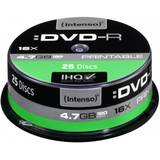 DVD+R Intenso [ cutie 100 | 4.7GB | 16x ]