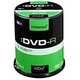 DVD+R Intenso [ cake box 50 | 4.7GB | 16x ]