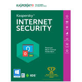 Internet Security, 3 Dispozitive, 1 An, Licenta de reinnoire, Electronica