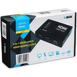 I-BOX IHH51 HDMI SPLITTER 5-TO-1