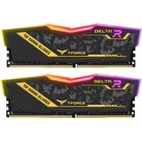Memorie RAM TEAMGROUP T-Force Delta TUF ASUS RGB 32GB DDR4 3200MHz CL16 Dual Channel kit