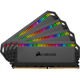 Memorie RAM Corsair Dominator Platinum RGB 32GB DDR4 3600MHz CL18 Quad Channel Kit
