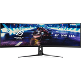 Monitor Asus Gaming ROG XG49VQ Curbat 49 inch 4 ms Black FreeSync 144Hz
