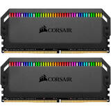 Memorie RAM Corsair Dominator Platinum RGB 32GB DDR4 3466MHz CL16 Dual Channel Kit