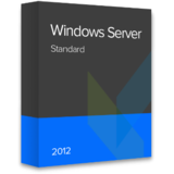 Windows Server 2012 Standard (2 CPU), OLP NL
