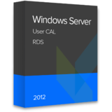 Windows Server 2012 RDS User CAL, OLP NL