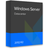 Windows Server 2012 R2 Datacenter (2 CPU), OLP NL