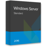 Windows Server 2016 Standard (16 cores), OLP NL