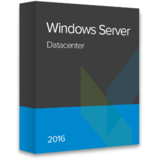 Windows Server 2016 Datacenter (16 cores), OLP NL