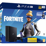 PlayStation 4 Pro 1TB Black + Fortnite Neo Versa Bundle