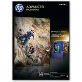 HP Q8698A PAPER Advanced Glossy Photo; A4/210 x 297 mm; 50 sheet; Greutate/m2 250