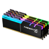 Memorie RAM G.Skill Trident Z RGB 32GB DDR4 2666MHz CL18 1.2v Quad Channel Kit