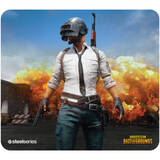 Mouse pad STEELSERIES QcK+ PUBG Erangel Edition