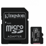 Micro SDXC Canvas Select Plus 100R, 128GB, Clasa 10, UHS-I + Adaptor