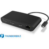 Hub USB Raidsonic IB-DK406-TB3 Thunderbolt Dockingstation