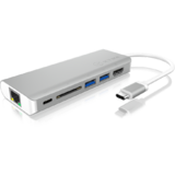 Hub USB Raidsonic IB-DK4034-CPD USB Type-C Multiport Dockingst.