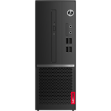 Sistem desktop Lenovo V530s-07ICR, Intel Core i5-9400, 8GB DDR4, 512GB SSD, Intel UHD Graphics 630, DOS, Black