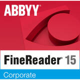 FineReader 15 Corporate, 1 user, Licenta perpetua, Electronic