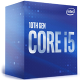 Comet Lake, Core i5 10400 2.9GHz box