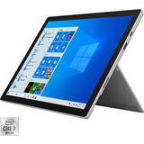 Laptop Microsoft 12.3'' Surface Pro 7, PixelSense Touch, Procesor Intel Core i7-1065G7 (8M Cache, up to 3.90 GHz), 16GB DDR4X, 1TB SSD, Intel Iris Plus, Win 10 Home, Platinum