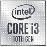 Core i3-10100 3,60 Ghz (Comet Lake) Sockel 1200 - tray