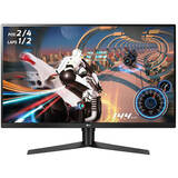 Monitor LG 32GK850F-B 31.5 inch 5 ms Negru FreeSync 144 Hz