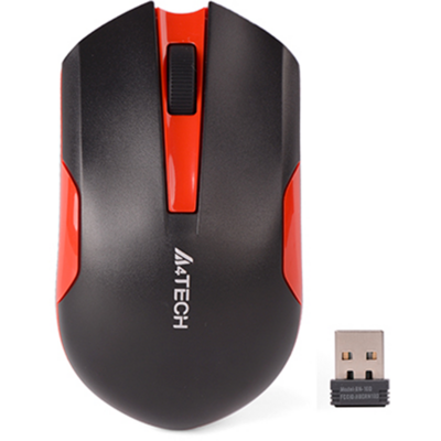Mouse A4Tech G3-200N Black-Red
