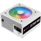 CX750F RGB White, 80+ Bronze, 750W